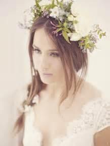 Hochzeitsfrisur Undone by Braided Wedding Hairstyles With Beautiful Flowers