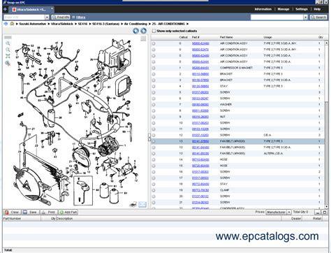suzuki worldwide automotive epc5 2014 parts catalog download