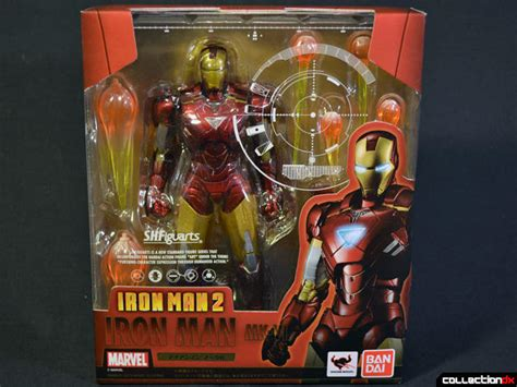 Bandai Shf Iron 2 6 Mk Vi iron mk vi collectiondx