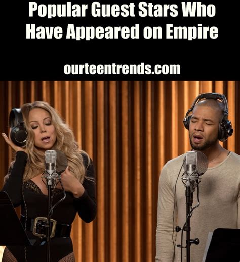 who played puma on empire popular guest stars who have appeared on empire our teen