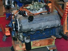 original ford 427 sohc crate engine on ebay for 65 000