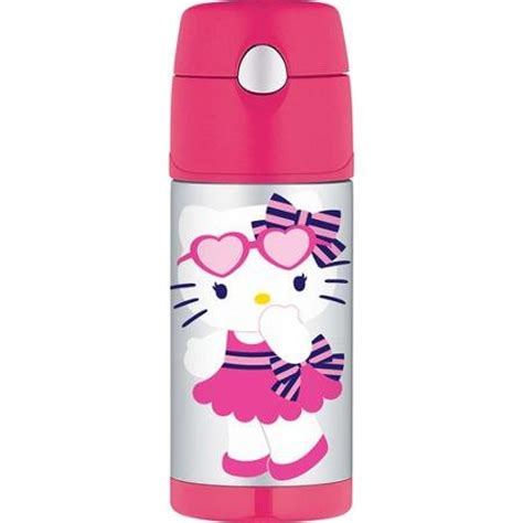 Shimmer And Shine Thermos Funtainer authentic thermos funtainer 12 ounce bottle hello free shipping 11street malaysia
