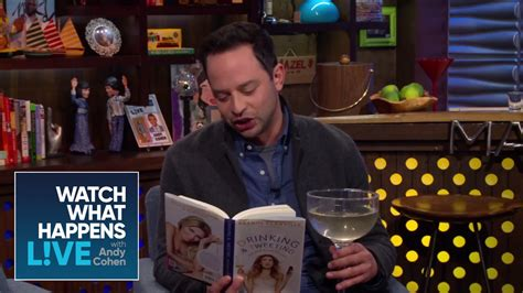 nick kroll book nick kroll reads drinking and tweeting wwhl book club