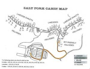 Salt Fork State Park Map by Salt Fork Cabin Map Picture Of Salt Fork State Park