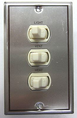 bathroom heat vent light new vintage retro eagle 3 bathroom switch vent heat