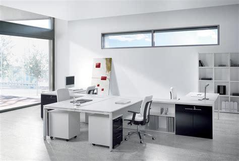 id馥 d馗o bureau professionnel artdesign bureaux design avec plateaux laqu 233 s vernis