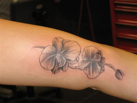 orchid sleeve tattoo designs 50 beautiful orchid tattoos