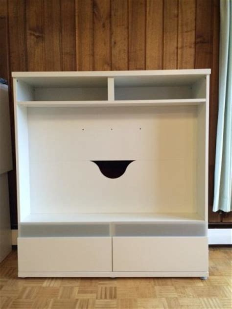 ikea besta boas white tv unit for sale in dublin 2 dublin
