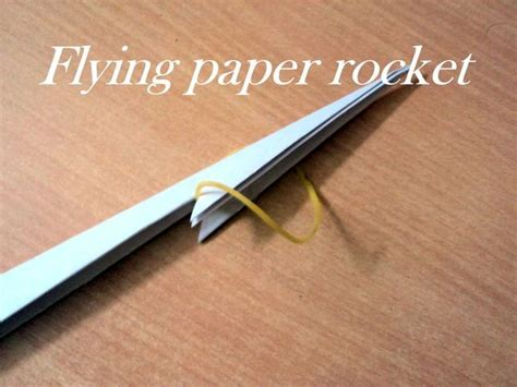 How To Make Paper Rockets That Fly - 18 best images about paper airplanes on
