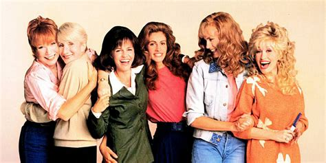 then and now the cast of steel magnolias where are