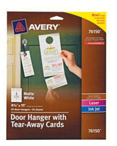 avery greeting card template 3378 avery half fold textured greeting cards 5 12 x 8 12 white