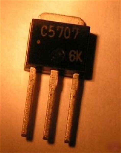 transistor fix 2sc5707 c5707 transistor e172fpb e173fpb repair parts