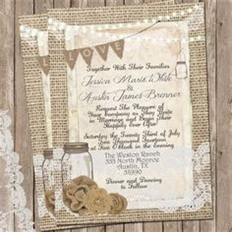 Cheap Or Reduced Wedding Invitations by Burlap Wedding Clipart Clipart Suggest