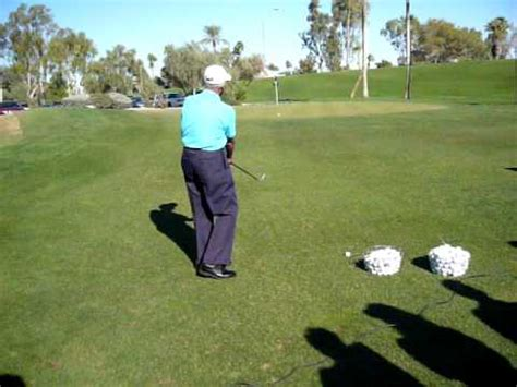 manuel de la torre golf swing manuel de la torre golf swing chip shot youtube