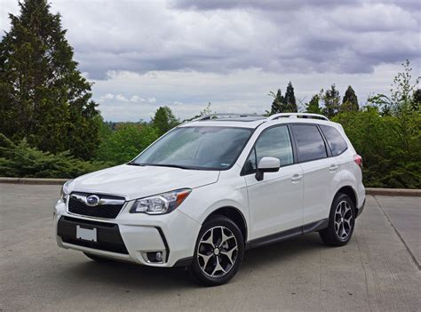 subaru forrester cost 2016 subaru forester 2 0xt touring road test review