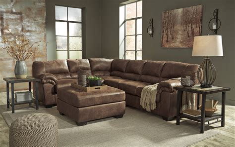 Furniture Sectional furniture bladen coffee laf sofa and ottoman