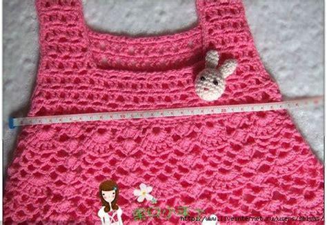 imagenes y patrones de vestidos tejidos para nias vestidos de ni 241 a tejidos a crochet modelos