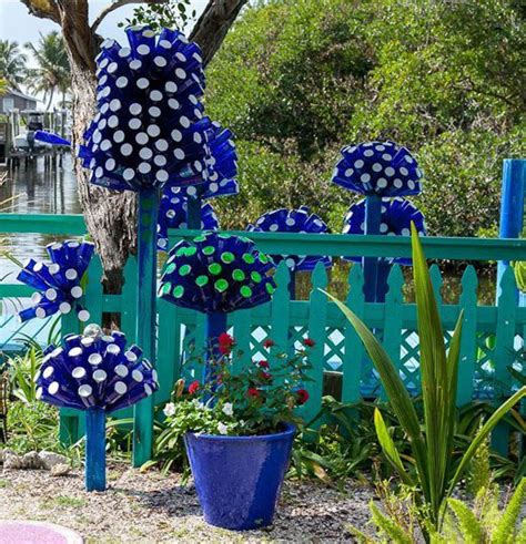 garden decoration ideas homemade 15 terrific diy glass bottle yard decor that will impress