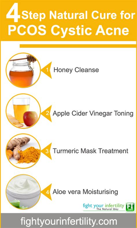 7 supplements for pcos pcos cystic acne cure get clear skin with home remedies