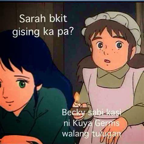 Sarah Meme - sarah ang munting prinsesa takes social media by thunder