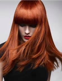 copper hair color 7 daring hair color ideas hair