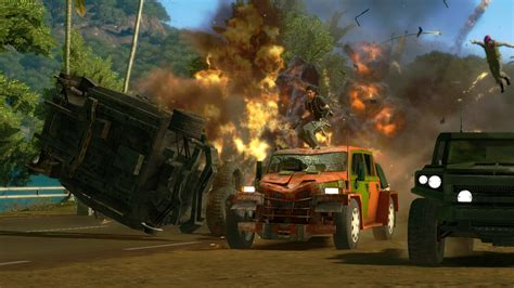 With Just Cause brutality my issue with just cause 2 gamer