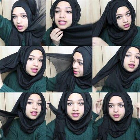 hijab tutorial voluminous 232 best images about hijabi fashion on pinterest hijab