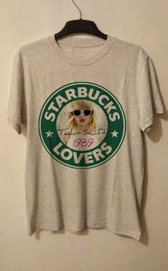 taylor swift clean t shirt starbucks wreath i need to do this for my office door
