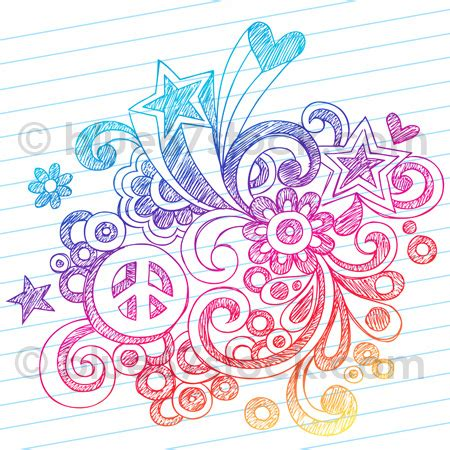 sign in for doodle sketchy peace sign doodle drawing vector