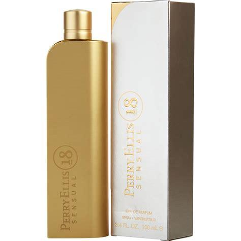Parfum Original Perry Ellis 18 Sensuale For Edp 100ml perry ellis 18 eau de parfum for by perry ellis fragrancenet 174