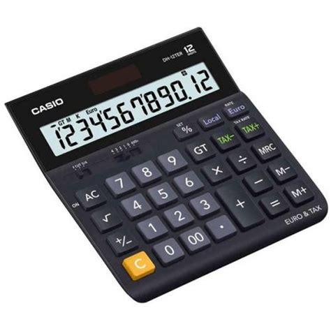 Calculator Casio Dh 12 casio dh 12ter 12 digit desktop calculator black dh