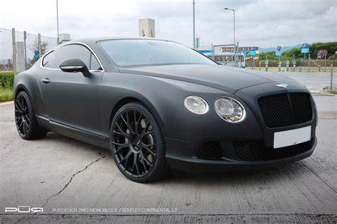 bentley suv matte black bentley continental gt 2014 auto hd wallpapers