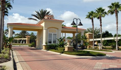Gated Community Homes For Rent In Orlando Florida Emerald Island Resort Orlando Gated Community