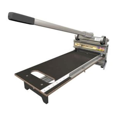 bullet tools 9 in ez shear sharpshooter siding and laminate flooring cutter es00 0009 the