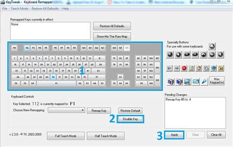tutorial keyboard mudah cara mudah menonaktifkan keyboard laptop pc