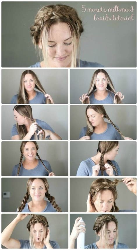 7 quick easy 5 minute hairstyles youtube three 5 minute hairstyles for the modern mom positively