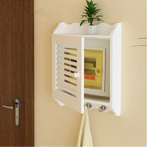 fu laier blinds covering power meter box decorative block