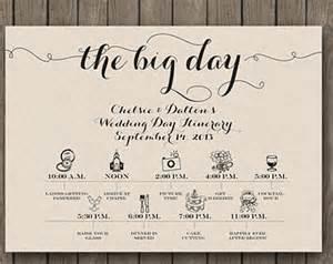 Wedding Reception Timeline Template » Home Design 2017