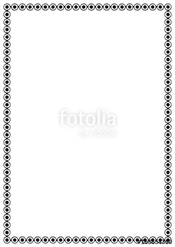 Frame Foto Frame 4r Fancy quot vector page border a4 design for project quot stock image and