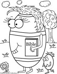 printable bible coloring pages church house collection free easter egg carrying