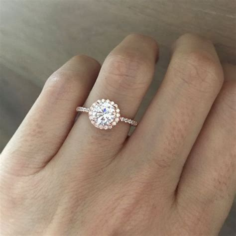 Cubic Zirconia Engagement Rings by Best 25 Cubic Zirconia Engagement Rings Ideas On