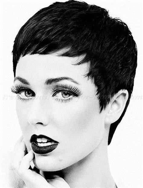 cool pixie haircuts for thick hair trendy hairstyles 20 pixie hair styles short hairstyles 2017 2018 most