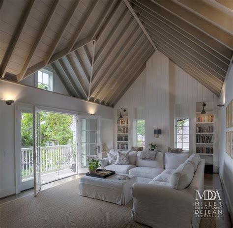 cathedral ceiling beams fabulous family room features cathedral ceiling accented