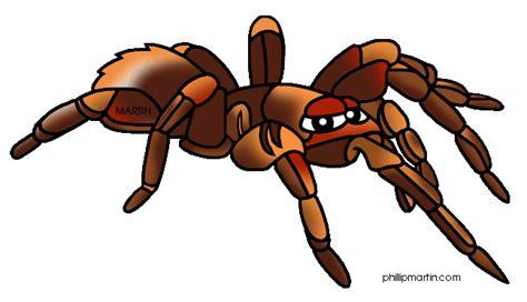 Cute Spiders Phil Ebersole S - tarntula clipart