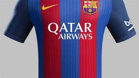 barcelona qatar fc barcelona qatar airways extend sponsorship agreement