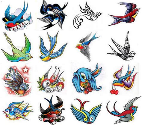 traditional swallow tattoo designs only bird designs for