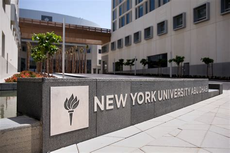 Nyu Tech Mba Deadlines by Global Phd Student Fellowship In Chemistry Nyu Abu Dhabi
