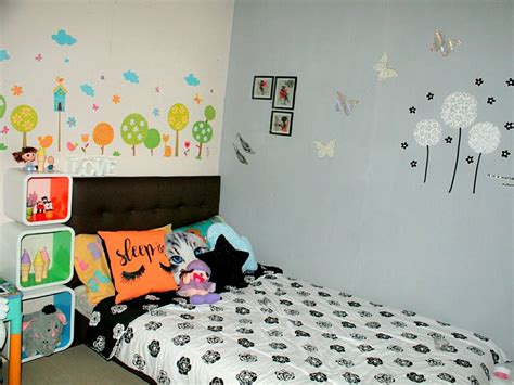 desain dinding kamar dengan cat cat rumah minimalis kamar tidur erectronic
