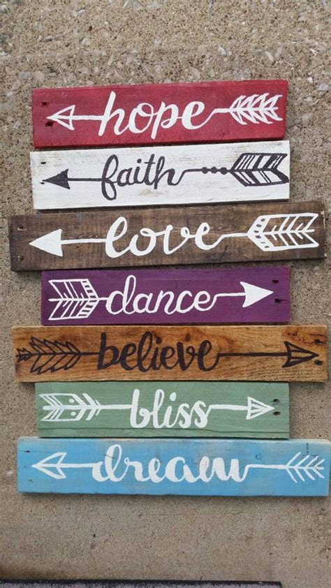 Handmade Signs - best 25 pallet signs ideas on diy wood signs