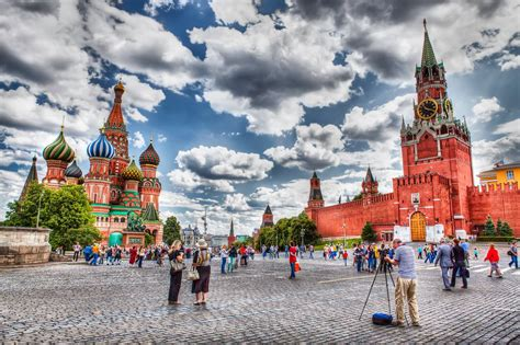 Most Beautiful Parks In The Us by The Insightful Red Square Moscow Russia World For Travel